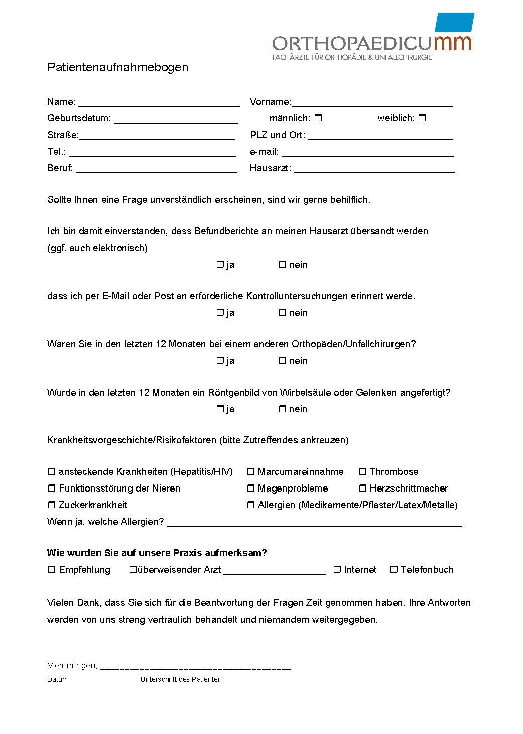 Erfreut Notfallkontaktformularvorlage Bilder - FORTSETZUNG ...